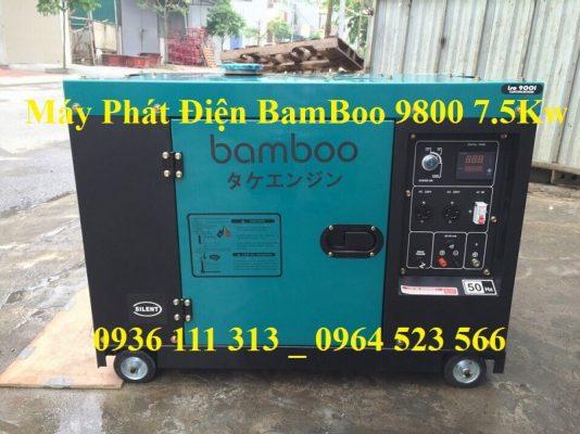 Bamboo công suất lớn