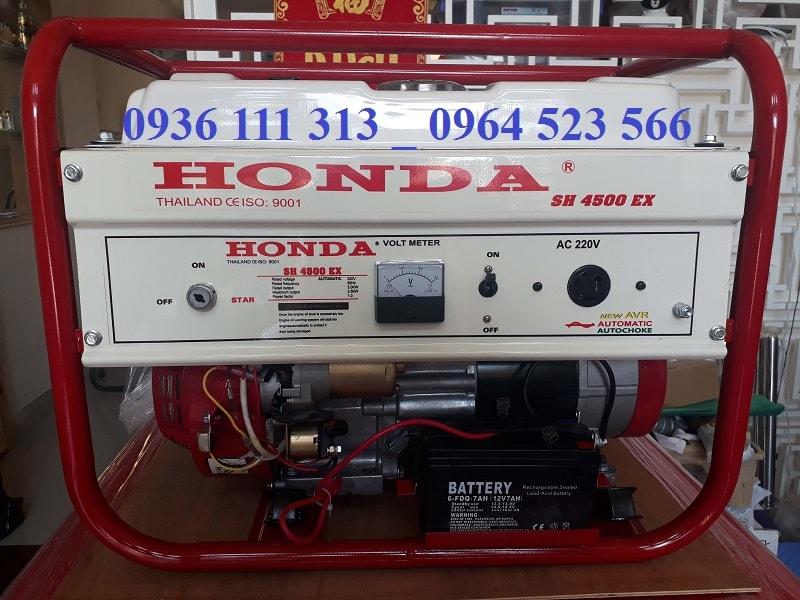Máy Phát Điện Honda SH4500