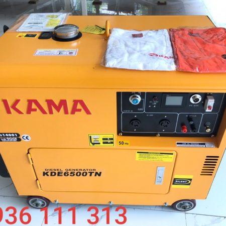 máy phát điện chạy dầu dieles