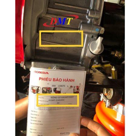 Kiểm Tra Động Cơ Honda Chính Hãng