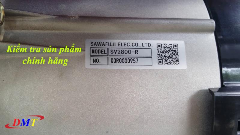 Kiểm tra Elemax SV2800 Japan chính hãng
