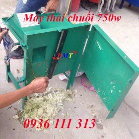 Máy Băm Thái Chuối Cỏ Voi 750w