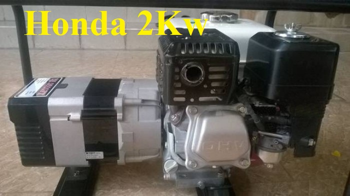 Máy Phát Điện Honda 2Kw EN2500FX