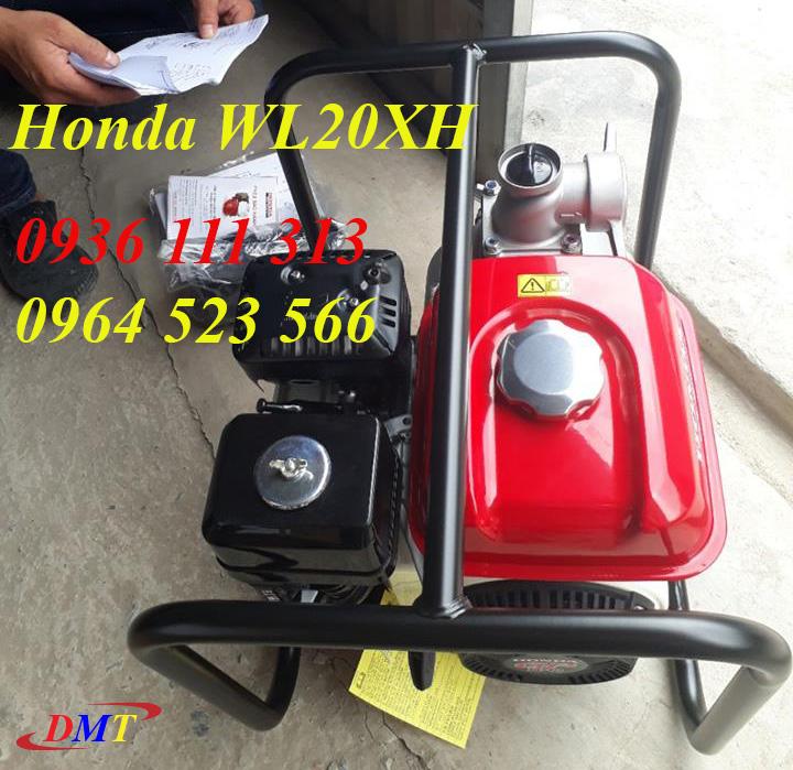 Máy Bơm Nước Honda WL20XH 5.5HP