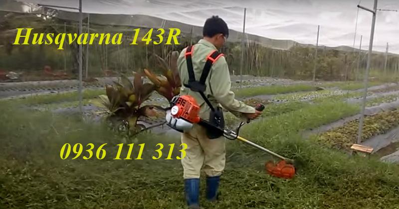 Máy Cát Cỏ Husqvarna 143R