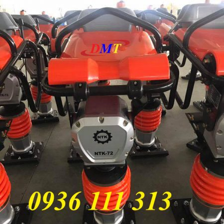 Máy Đầm Cóc NTK 72 Honda Thái