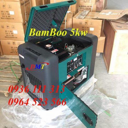 bamboo công suất nhỏ