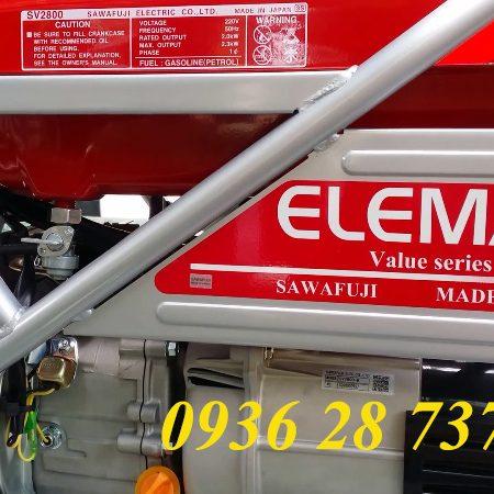 Máy Phát Điện Chạy Xăng Elemax SV2800