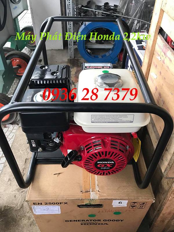 Máy Phát Điện Honda EN 2500FX Thái Land
