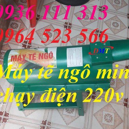 Máy Tách Hạt Ngô Mini 750w