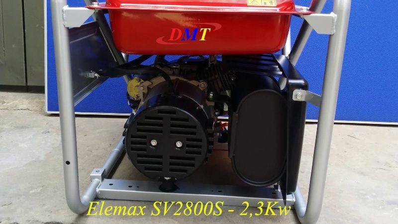 Máy Phát Điện Elemax SV2800S 2,3Kw