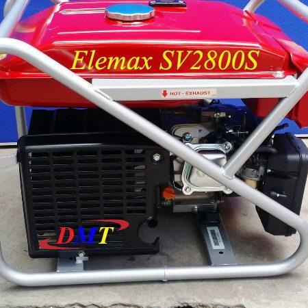Máy Phát Điện Chạy Xăng Elemax SV2800S