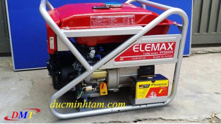 Máy Phát Điện Elemax SV2800S, Có đề