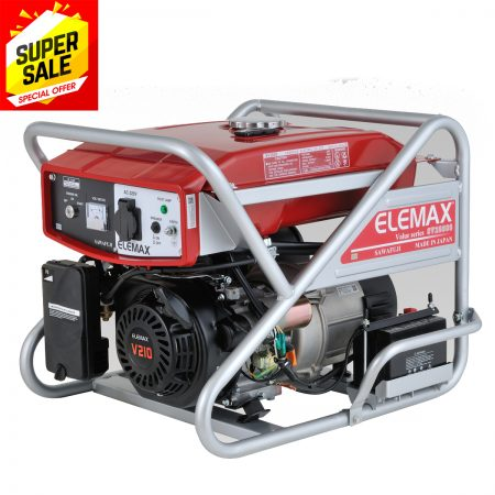 Elemax SV3300 2,9Kva Japan