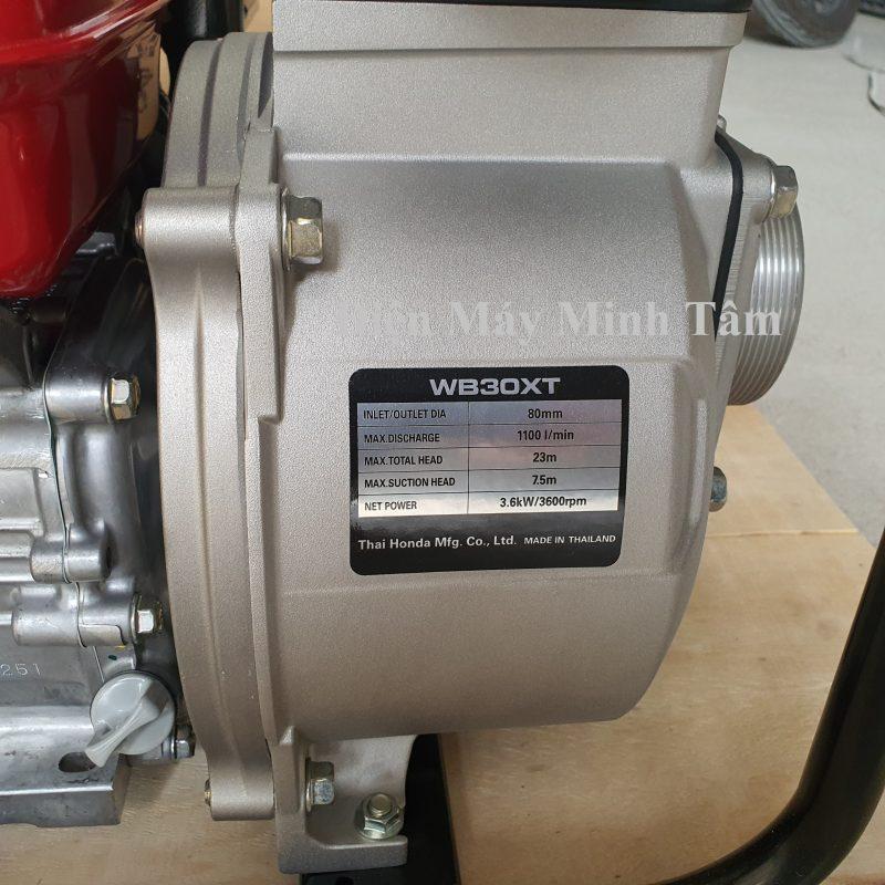 Bơm Nước Honda WB30XT Thái Lan