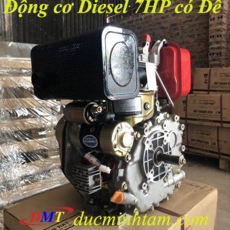 Động Cơ Diesel 7HP Có Đề
