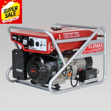 Elemax SV6500 5,5Kva Japan