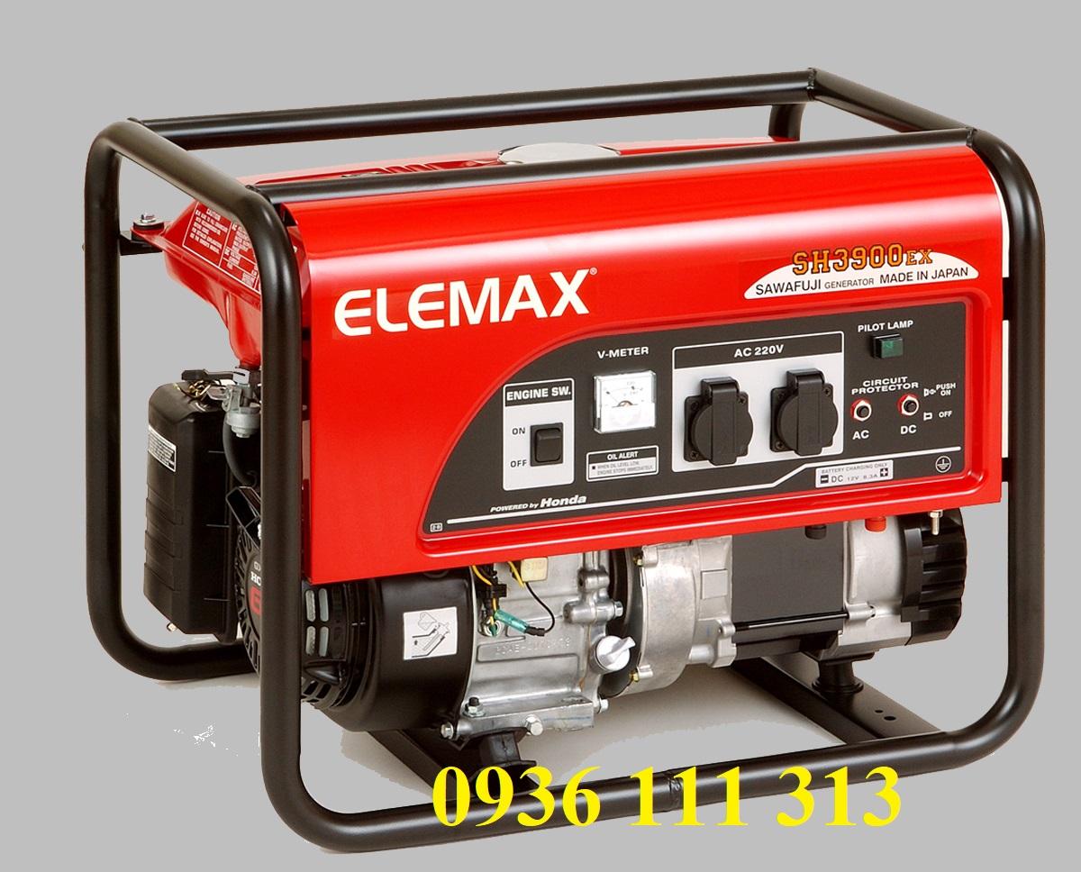 ELEMAX SH3900EX 3.3KVA - Madein Japan