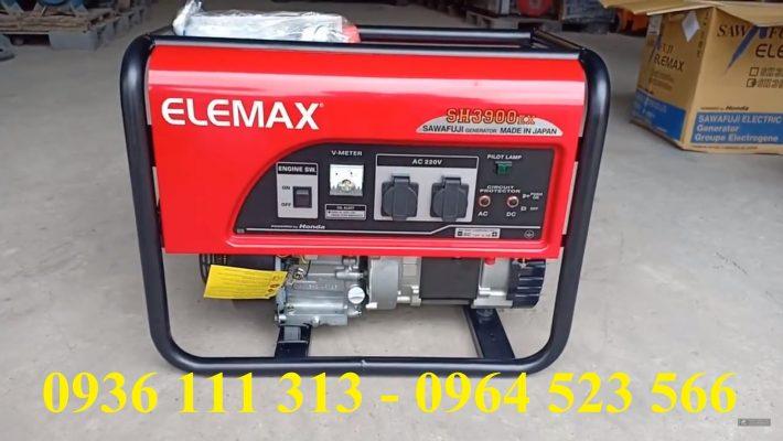 Máy Phát Điện Honda Nhật - ELEMAX SH3900EX