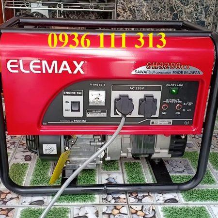 Máy Phát Điện Honda 2.6KVA - ELEMAX SH3200EX