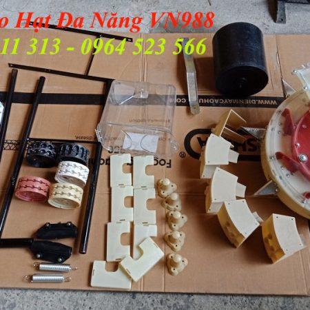 Máy Gieo Đậu Phộng, Máy Trỉa Ngô VN988