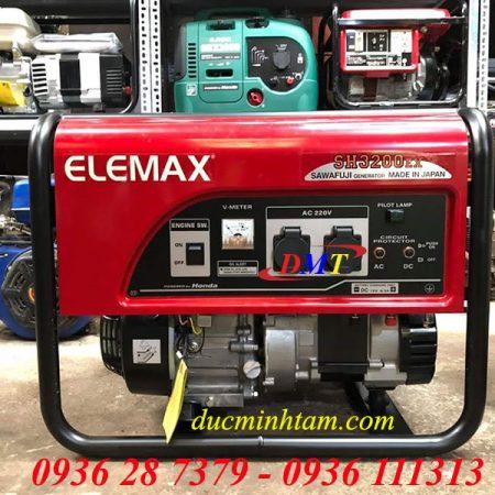 Máy Phát Điện Honda Elemax SH3200 Nhật Bản