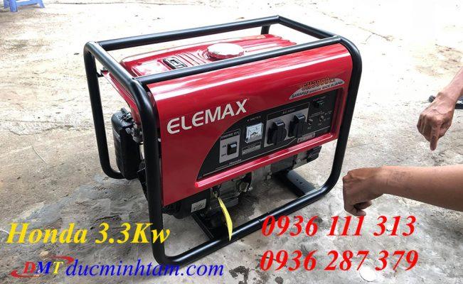 Máy Phát Điện Elemax SH3900 Honda Japan