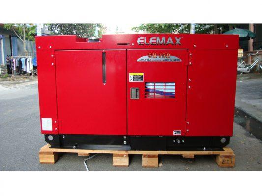 ELEMAX GENERATOR JAPAN SH15D