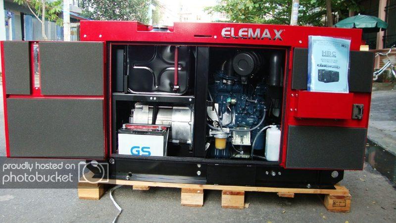 Elemax SH15D 220V