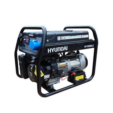 Máy Phát Điện Chạy Xăng Hyundai HY10500LE