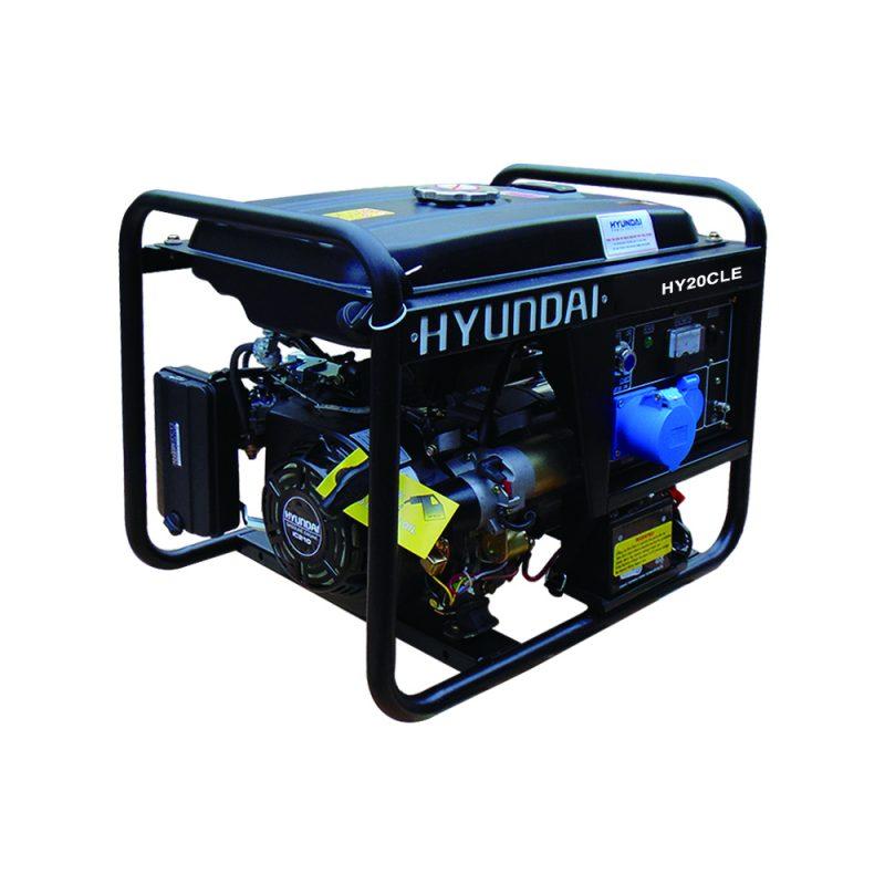 Máy Phát Điện Chạy Xăng Hyundai HY20CLE 2kw