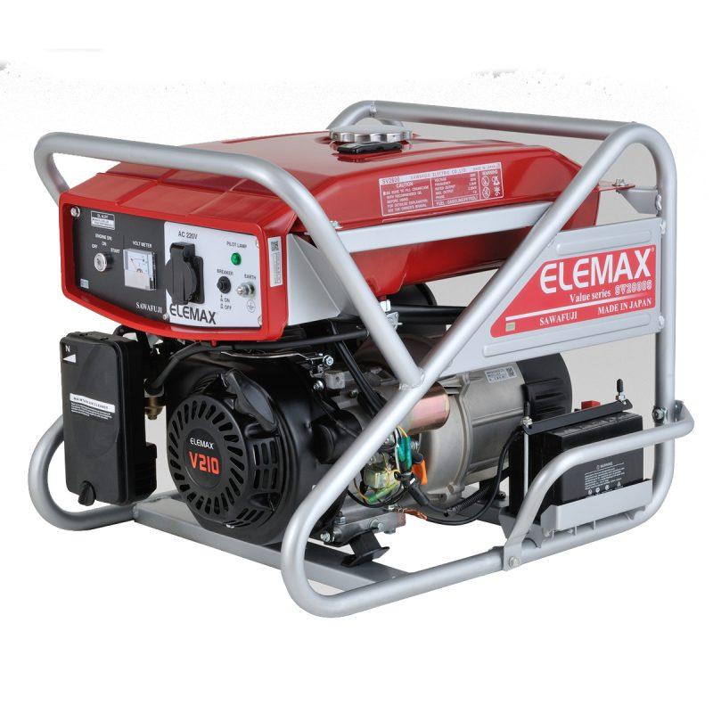 Elemax SV3300S 2,9Kva Có Đề Japan