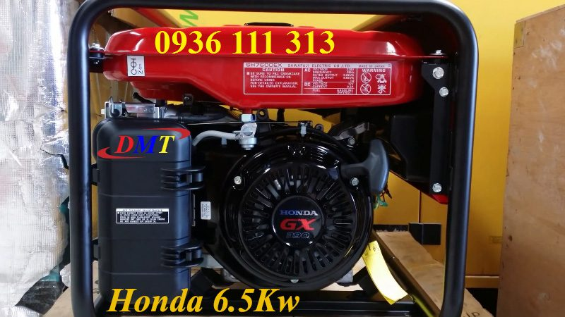 Máy Phát Điện Chạy Xăng Honda Elemax SH7600EX
