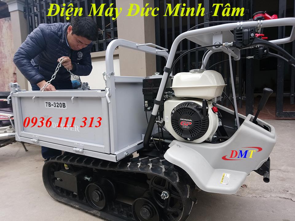 Xe Bánh Xích Mini Honda 7B 320B
