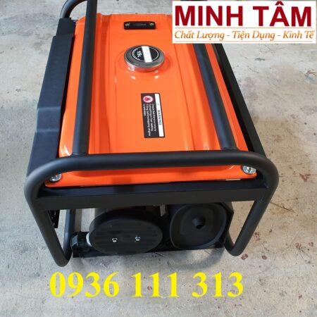 Bình Xăng Lớn, Bô Giảm Âm - Máy Phát Điện AMG 3500