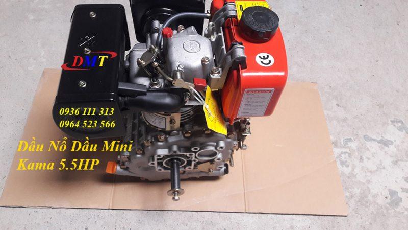 Động Cơ Diesel Kama 173F 5.5HP
