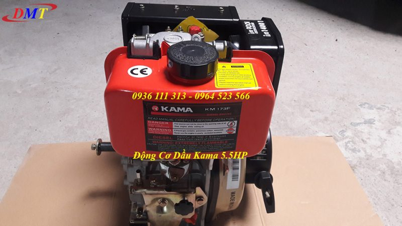 Dong Co Dau Mini Kama 173