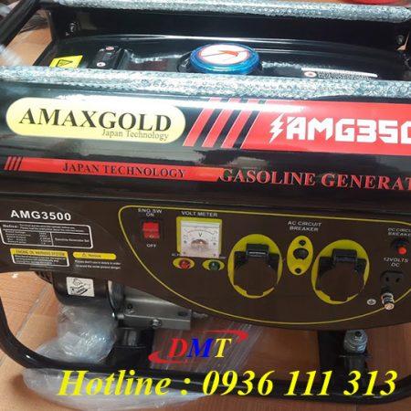 Máy Phát Điện Amax Gold AMG 3500 3Kw