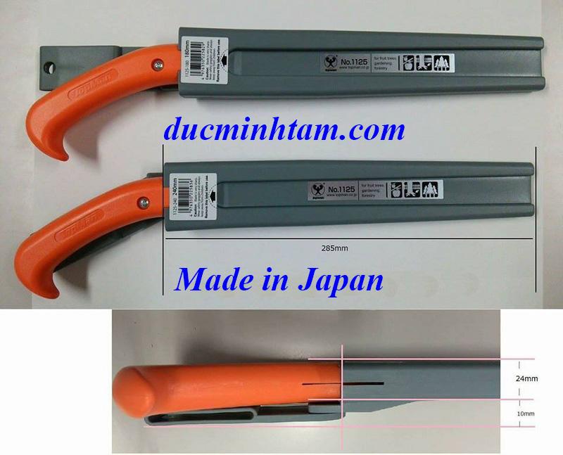 Cưa Gỗ Cầm Tay Nhật TopMan 240mm