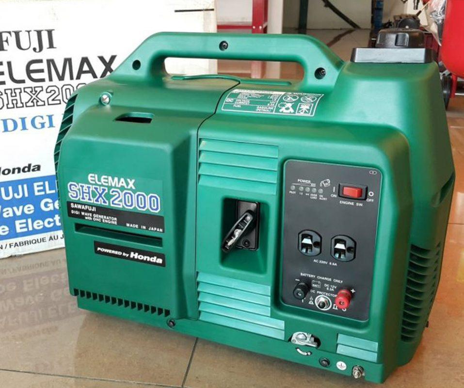 Honda Elemax SHX2000 220V-2Kw