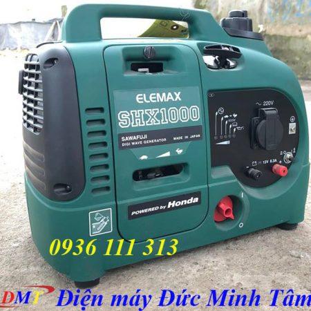 Máy Phát Điện Gia Đình Mini Honda 1Kw - Elemax SHX1000