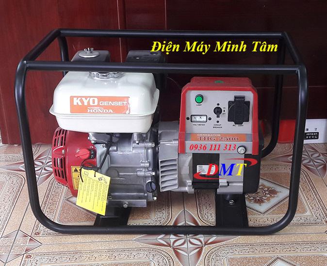 Máy Phát Điện Honda 2Kw Kyo THG 2500