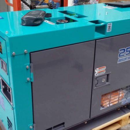 Máy Phát Điện Denyo DCA 25ESK, công suất 20Kva 3 pha