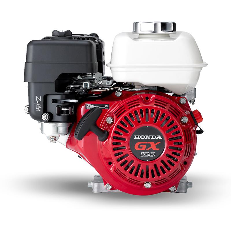 Động Cơ Xăng Honda GX120T3 LH Trục lệch