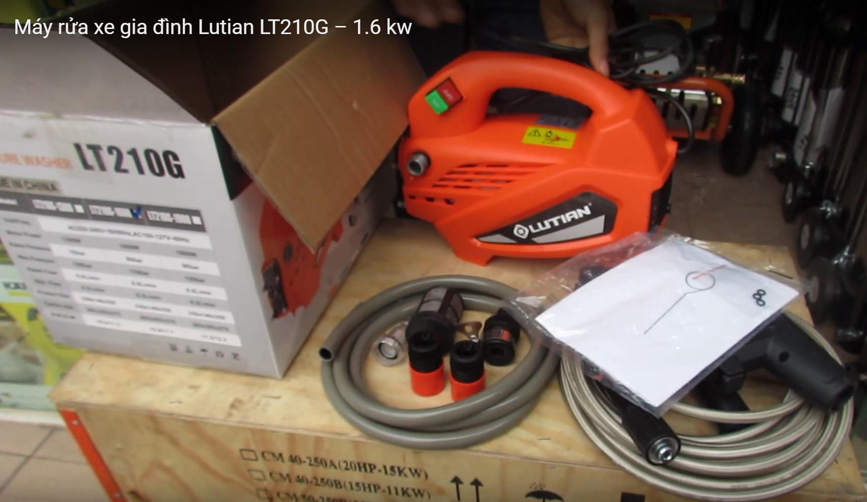 Lutian LT210G 1600W