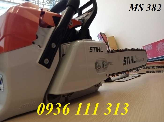 Máy Cưa Xích Chạy Xăng STIHL MS382