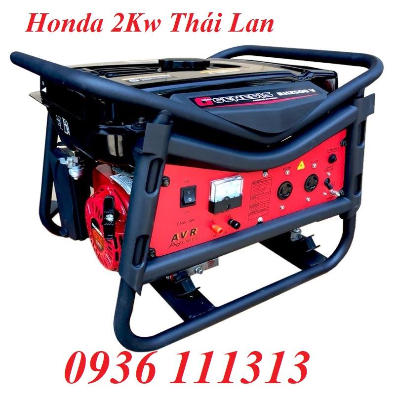 Máy Phát Điện 2Kw Honda Thái Lan Genesis RH2500V