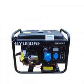 Máy Phát Điện Chạy Xăng Hyundai HY30CLE 2Kw - Có đề