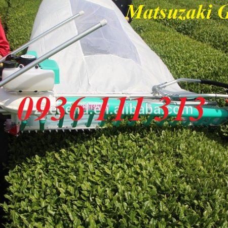Máy Hái Chè Đôi G4K Matsuzaki 1210mm Dàn Thẳng