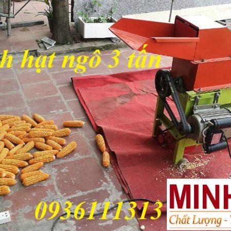 Máy Tách Hạt Ngô Minh Tâm